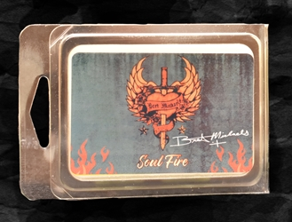 Bret Michaels Soul Fire Candle - Wax Melts