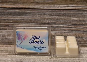 Bret Michaels Hot Tropic Candle - Wax Melts