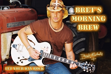 Bret Michaels Brets Morning Brew Candle - Medium Jar Bret Michaels, Brett Michaels, Bret Micheals, Brett Micheals, LIfestyle, Style, Life, Collection, Home, Inspiration, gifts, candle, coffee, brets morning brew